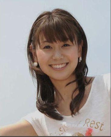 山中章子アナウンサーの顔画像