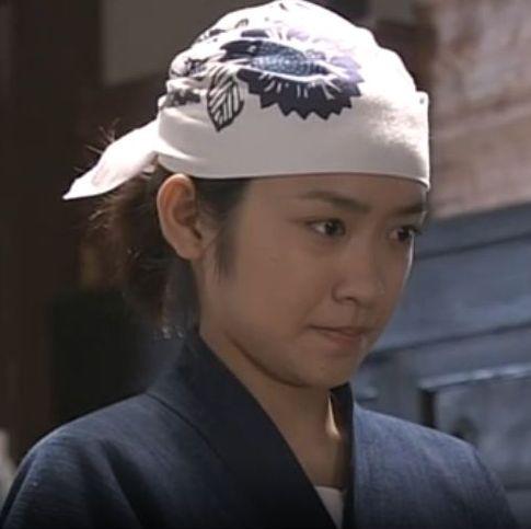 NHK朝ドラ「ほんまもん」主演時代の池脇千鶴の顔画像