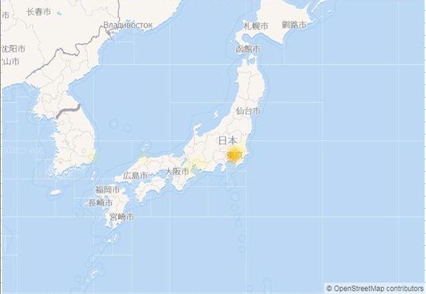 日本のoutlookのシステム障害(2021年5月12日)